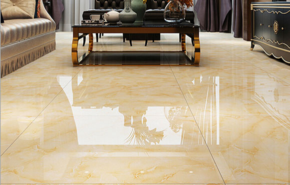 How to clean marble floor